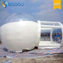 Customized Party Events Tents Dome Camping Tents Inflatable Transparent Clear Bubble Tent