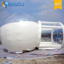 Индивидуальные вечеринки для вечеринок Палатки Палаточные кемпинговые палатки Надувные прозрачные палатки с прозрачным пузырьком
