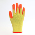 Colorful Double Layer Latex Coated Safety Gloves