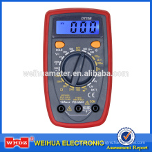 Digital Multimeter DT33B with Backlight Buzzer/ Holster Battery Test