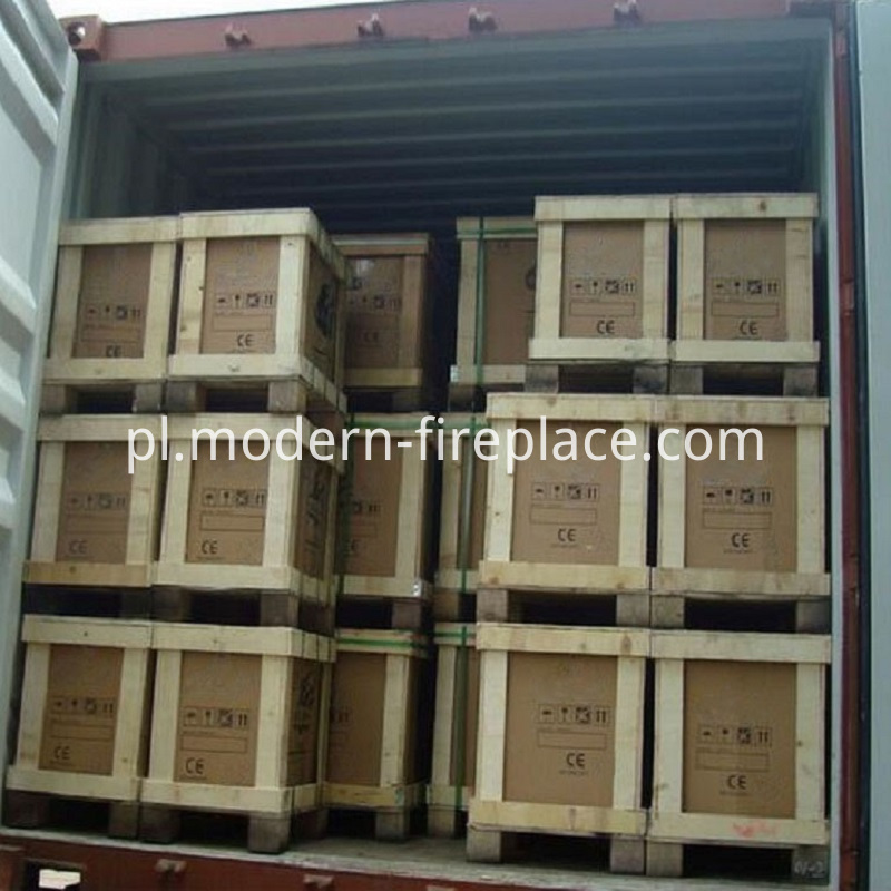 Efficient Wood For Burning Stoves Packaging