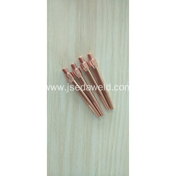Contact Tip EDA002008 CuCrZr 20PCS Mig Welding