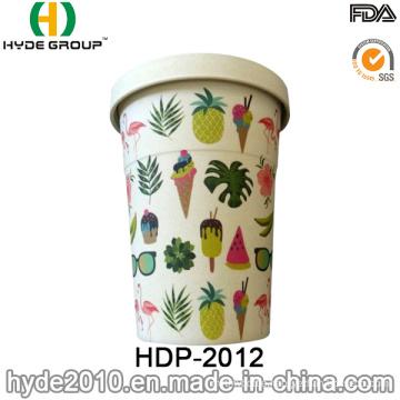 BPA Free Promotional Bamboo Fiber Cup (HDP-2012)