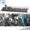 Reciclado de pellets de un solo tornillo de alto rendimiento Máquina de extrusión de ABS / PP / PE