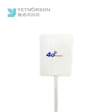 OEM for White 4G Panel Antenna 3G 4G Panel Antenna With TS9 Connector supply to Italy Supplier