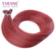 Qualidade superior cor # 37 eu derrubo extensões do cabelo humano