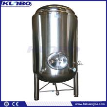 KUNBO 500-2000L Litres de brassage de bière équipement HLT chaud / froid réservoir de liquide