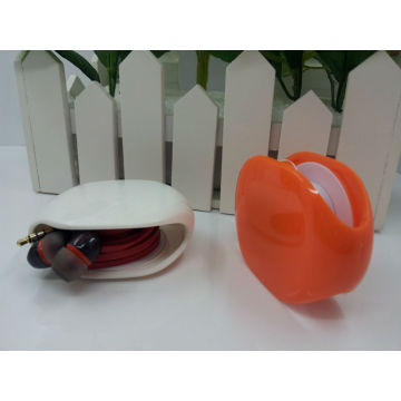 New design headphone cord wrap,earphone cable winder