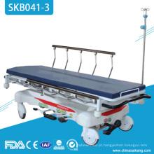 Trole hidráulico do transporte do paciente hospitalizado SKB041-3 para o paciente