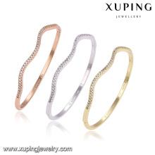 51397 brazalete multicolor de la joyería de la moda de la aleación de cobre de Xuping para las mujeres
