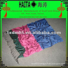 Double face pashimina shawl