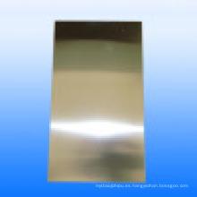 Tiras de molibdeno puro ASTM B386 Mo1 en el mejor precio USD51 / Kg