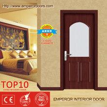 Porte en bois porte en bois intérieure porte MDF