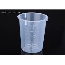 Plastic beker 400ml