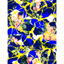 Impresión digital de la tela del traje de baño de moda (ASQ070)