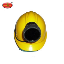 Aluminium Alloy Miner Safety Helmet Light