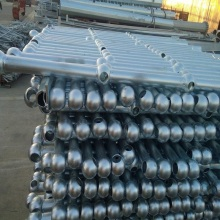 Customized High Quality Hot Galvanized Tubular Handrail Ball Fence