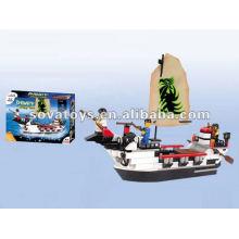 Bloco do pirata 216PCS 909024558