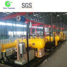 Middle Pressure Regulating Cabinet Skid for Buildings Pressure Regulating