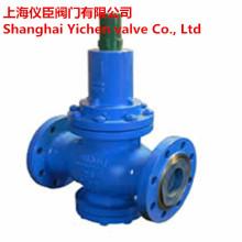 Vanne de réduction de pression de tube ondulé à action directe Y44h/Y