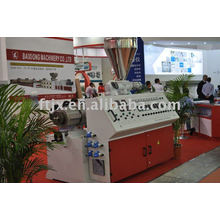 single screw extruders for plastic extrusion