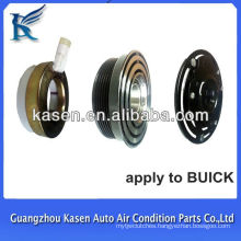 6PK car ac electromagnetic clutch for V5 car Buick