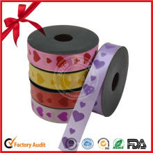 Low Price Fashionable Production Plastic Ribbon Roll