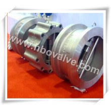 """8"""" Wcb Wafer Type Check Valve for Indonesia (300lb)"""