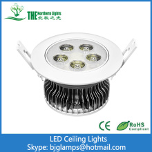 5W LED Ceiling Lamps of Home Lighting