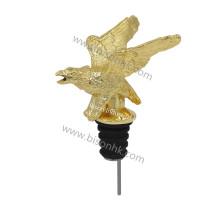 Animal Designs Vino Pourer, Eagle Wine Pourer