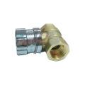 Brass Magnetic lockable Ball Valve manufacturer