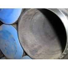 SIS sans soudure doux acier tuyaux de grand diamètre