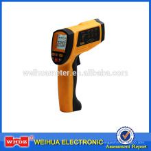 Бесконтактный инфракрасный термометр WH2200 пистолет термометр 200~2200