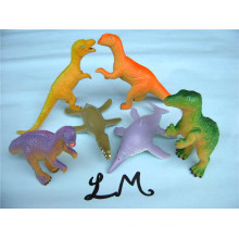 Jelly Stretchy Pequeno TPR Jelly Pegajoso Crocodilo Toy para Kid