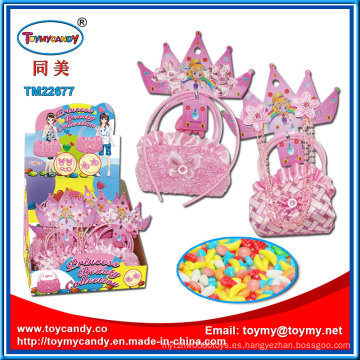 Princess Plush Collection Juguete para niños con dulces