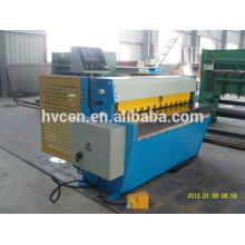 Especificações da máquina de cisalhamento hidráulico / cisalhamento da máquina