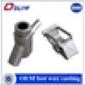 Fundición fábrica OEM productos puerta cerradura control piezas de recambio fundición de inversión