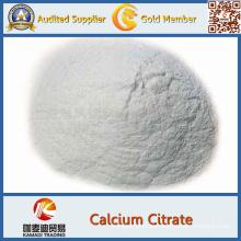 Aditivo alimentario Citrato de calcio de calidad alimentaria Bp98