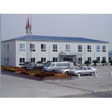 Estructura de acero Estructura de edificio de oficinas (KXD-SSB1386)