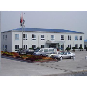 Immeuble de bureaux à ossature en acier (KXD-SSB1386)