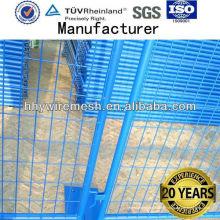 De l'usine divers clôture temporaire soudée