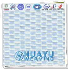 K638, tissu en maille tricotée, tissu en maille écarlate 3D