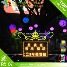 Hochwertige LED Glow Waterproof Ball Outdoor