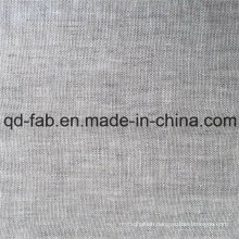Yarn Dyed Linen Fabric (QF16-2478)