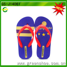 Fábrica de China EVA Boa qualidade Preço barato Criança chinelo