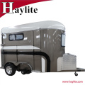 Customized Australian standard horse trailer horse float for sales