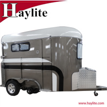 Customized Australian standard horse trailer horse float for sales