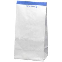Saco de embalagem de papel promocional impresso