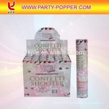 Heiße Verkäufe Hochzeit Streamer Party Poppers