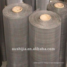 Plain weave stainless steel wire netting(factory)